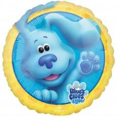 Blue's Clues Party Decorations - Foil Balloon Standard HX