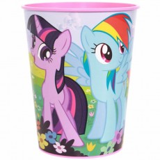 My Little Pony Friendship Favour Plastic Cup