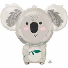 Koala Party Decorations - Shaped Balloon SuperShape XL Koala Bear