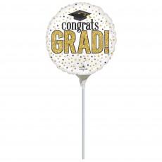 Congratulations Party Decorations - Foil Balloon Sparkle