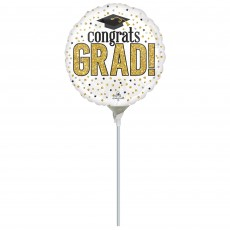 Congratulations Sparkle Foil Balloon