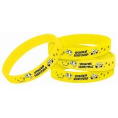 SpongeBob Rubber Bracelets Favours