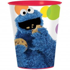 Sesame Street Cookie Monster Favour Misc Cup