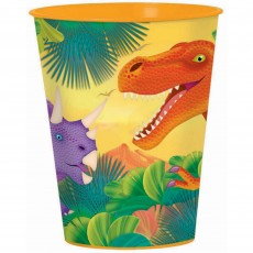 Dinosaur Prehistoric s Souvenir Plastic Cup