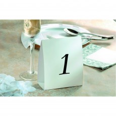 Wedding Tent Table Numbers Place Cards Misc Accessories
