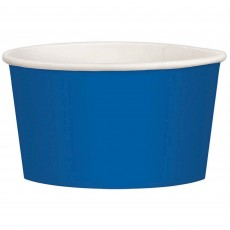 Blue Bright Royal Treat Paper Cups