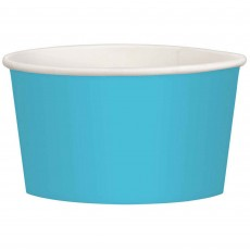 Blue Caribbean Treat Paper Cups