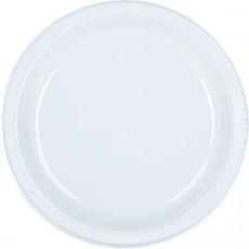 Dinner Plates Plastic Party Supplies -