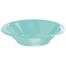 Round Robin's Egg Blue Plastic Bowls 355ml Pack of 20