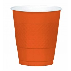 Orange Peel  Plastic Cups