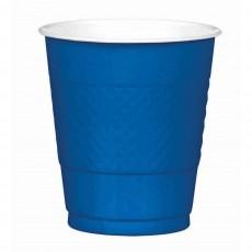 Blue Royal  Plastic Cups