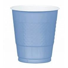 Blue Pastel  Plastic Cups