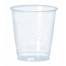 Clear Plastic Cups 355ml Pack of 20