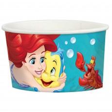 The Little Mermaid Ariel Dream Big Treat Paper Cups 280ml Pack of 8