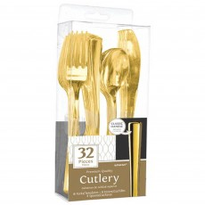 Gold Premium Cutlery Sets