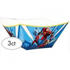 Incredibles 2 Paper Bowls