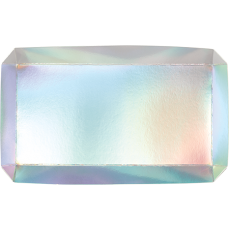 Iridescent Shimmering Party Cardboard Trays