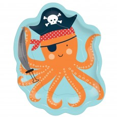 Ahoy Party Supplies - Lunch Plates
