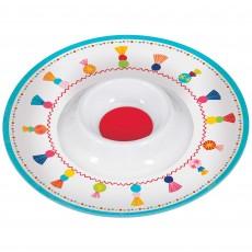 Mexican Fiesta Chip & Dip Bowl