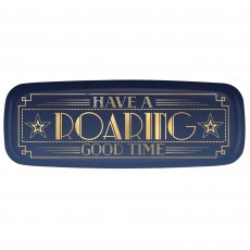 Glitz & Glam Party Supplies - Platter Having a Roaring Good Time