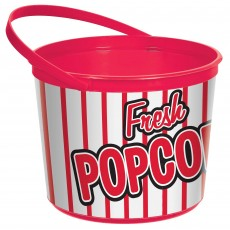 Glitz & Glam Party Supplies - Favour Box Movie Night Popcorn Bucket