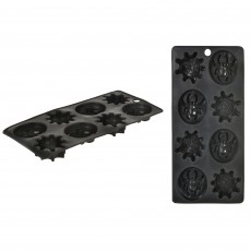 Halloween Party Supplies - Spider Shapes Ice Tray Mould