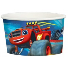 Blaze & The Monster Machines Treat Paper Cups 280ml Pack of 8