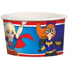 Super Hero Girls Party Supplies - Paper Cups Treat