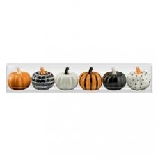 Halloween Mini Pumpkin Figurines Misc Decoration