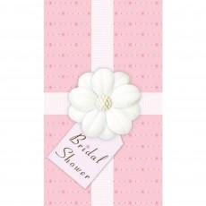 Bridal Shower Novalty Invitations Pack of 12