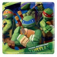 Teenage Mutant Ninja Turtles Paper Lunch Plates