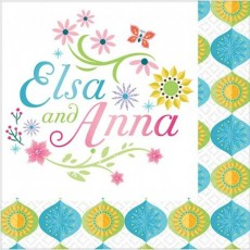 Disney Frozen Frozen Fever Beverage Napkins