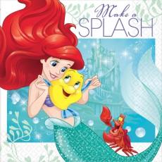 The Little Mermaid Ariel Dream Big Beverage Napkins