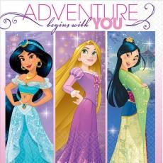 Disney Princess Dream Big Beverage Napkins