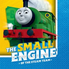 Thomas & Friends All Aboard Beverage Napkins