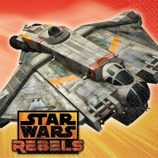 Star Wars Rebels Beverage Napkins