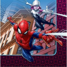 Spider-Man Webbed Wonder Beverage Napkins