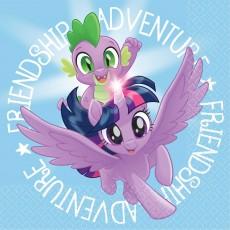 My Little Pony Friendship Adventures Beverage Napkins