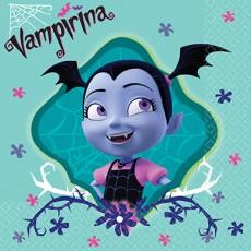 Halloween Disney Vampirina Beverage Napkins