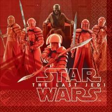 Star Wars VIII The Last Jedi Lunch Napkins