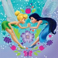 Disney Fairies Tinker Bell & Best Friends Fairies Lunch Napkins