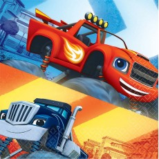 Blaze & The Monster Machines Lunch Napkins