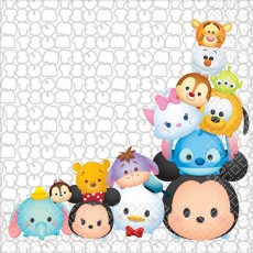 Tsum Tsum Lunch Napkins