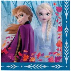 Disney Frozen 2 Lunch Napkins Pack of 16