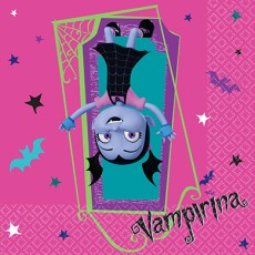 Disney Vampirina Lunch Napkins