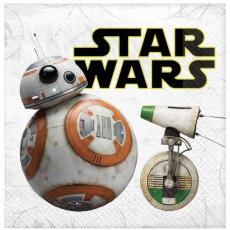 Star Wars Episode 9 Lunch Napkins