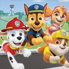 Paw Patrol Adv Lunch Napkins