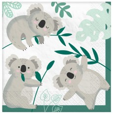 Koala Lunch Napkins
