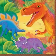 Dinosaur Prehistoric s Lunch Napkins