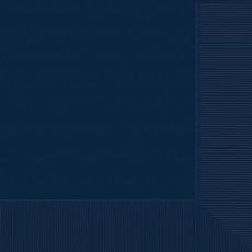 Navy Blue Dinner Napkins Pack of 20